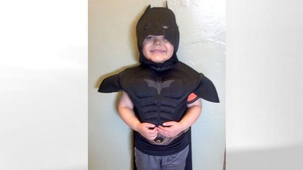 Thumbnail for #SFBatKid to the Rescue!