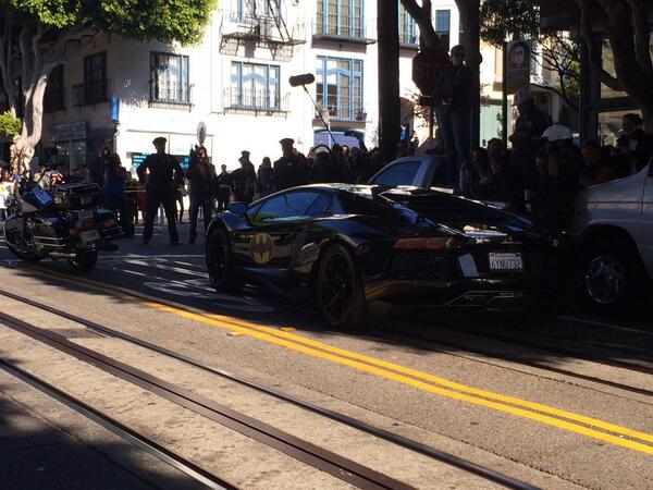 #SFBatKid's Batmobile is SO sweet: http://t.co/rWFWGZQRGF