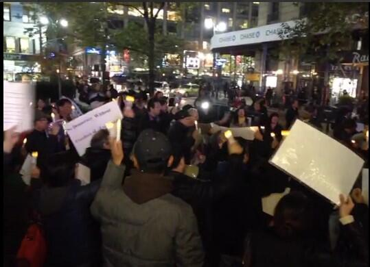 부정선거 규탄 뉴욕 촛불집회 http://t.co/LeNTHENm1j  ,, http://t.co/3yHbCIvlhy