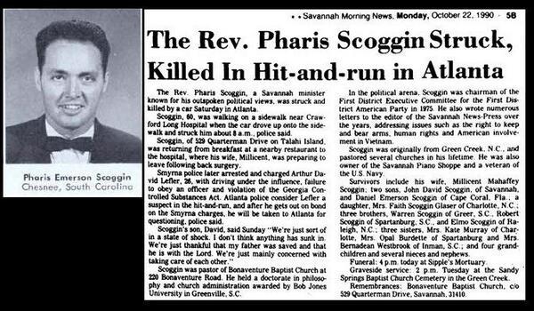 Pharis E.Scoggin #notkidding Kid brother of the grand dragon o'the SC KKK http://t.co/4Y81vToxvU #ProofIsInTheProduct http://t.co/3F6x94KKlg