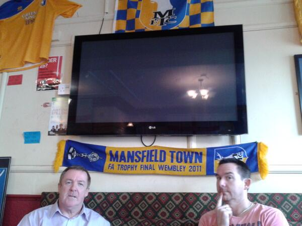 #banditcountry #oufc http://t.co/xEFOHfrmQ4