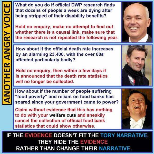 Is there any alternative to the jaundiced Tory attitudes? - Page 6 BZMj6thIEAA2TAk