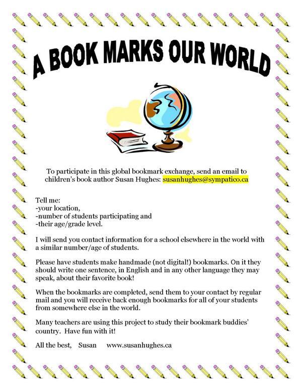 Susan Hughes On Twitter Kkht6912 Global Bookmark Exchange