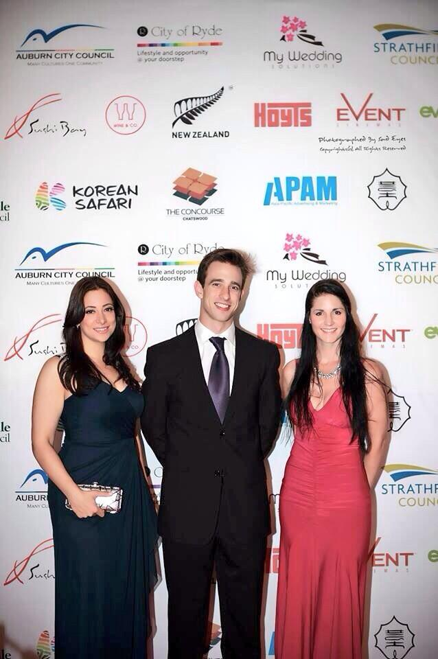 Twitter / IndieWebsite: The IFW team on the red carpet ...