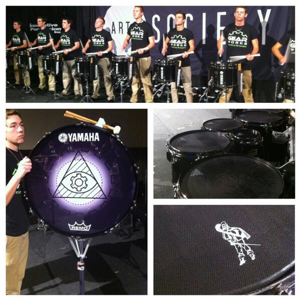 RT @remopercussion: The Cavalier