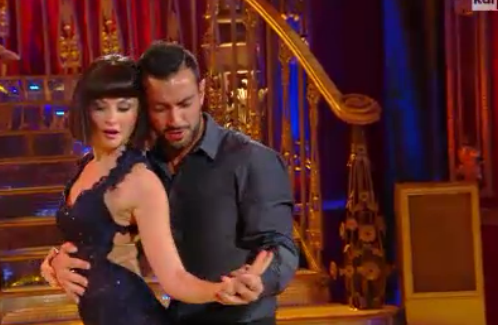 BZQ2rsqCYAAjaSi Juventus striker Fabio Quagliarella did bloody well on Italy's version of Dancing with the Stars