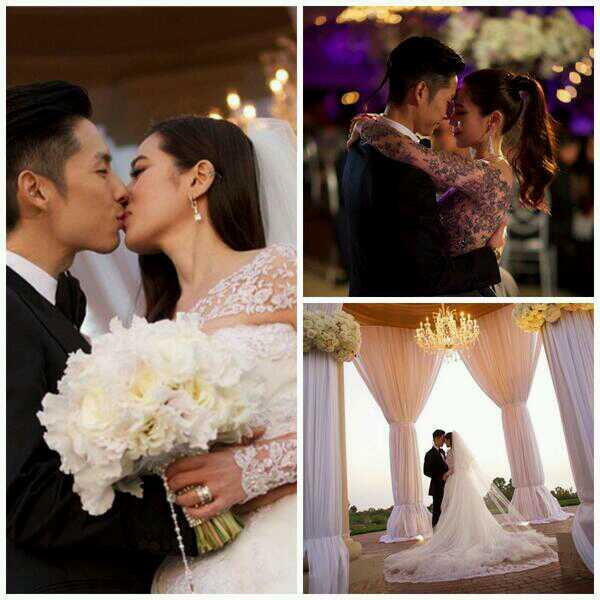 Kimicheol On Twitter Sobs Vanness Wu Wedding Is Sooooo Beautiful Http T Co Pawbqmny