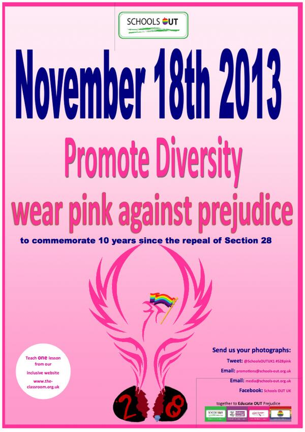 Pink Against Prejudice