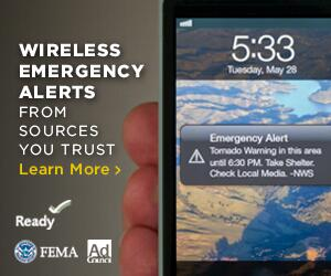 If you receive a Wireless Emergency Alert, take action & check local media for more info. #SevereWX http://t.co/RhbuOR0VkB