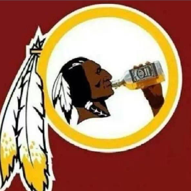 hogs haven on twitter quotupdated redskins logo to signify