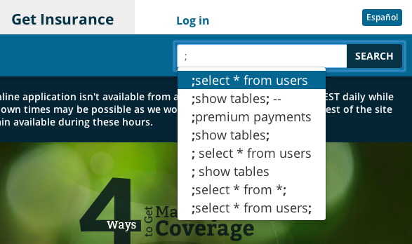 Think anyone's been trying to hack healthcare .gov? http://t.co/qVrH9twsy0