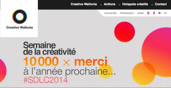 10.000 participants, plus de 100 activités... Le bilan de la #SDLC2013, c'est ici : http://t.co/9DAOiKPADU http://t.co/qujHNrC2L1