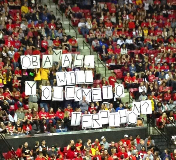 @FLOTUS remember @TerpThon from last night's game? Join us while we stand for 12 hours to benefit @childrenshealth! http://t.co/wpsA00BvrZ