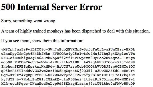 Twitter / Rolf_Lindstrom: Youtube is down, but I guess ...