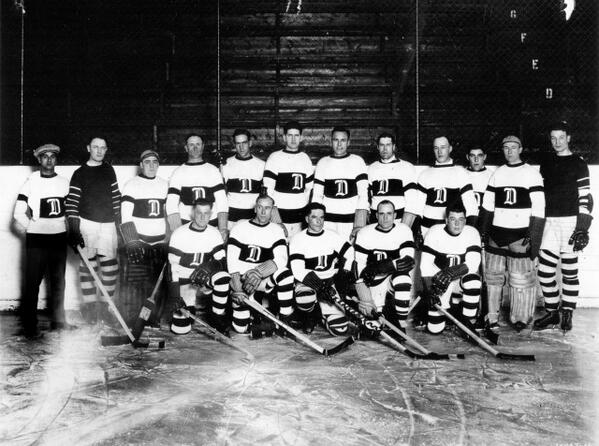 #RedWings Fun Fact: 87 years ago today, the Detroit franchise played its first game ever, facing the Boston Bruins.