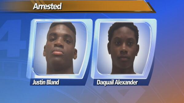 Wakefield High School students arrested, charged with bringing BB guns on campus http://t.co/DSvJC21sgf http://t.co/3VNowE6etR