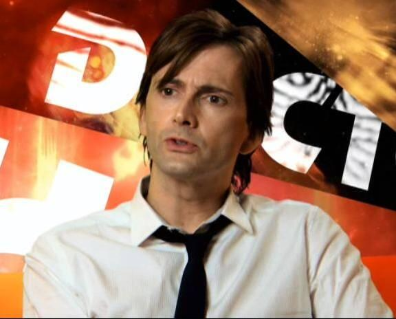 David Tennant on Doctor Who: The Ultimate Guide