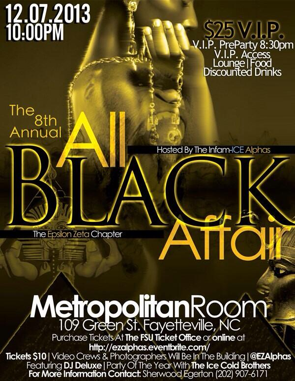 ez alphas on twitter all black affair 2013 december 7th
