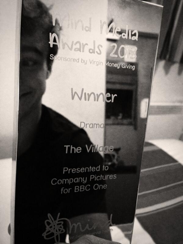 Well done team #TheVillage #VMGMindAwards