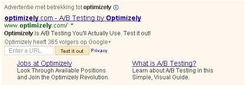 Twitter / martindeboer: Interesting Google Adwords ...