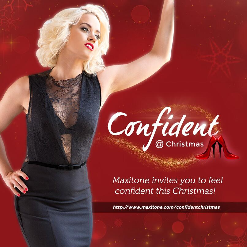 Join us for a 4 week Confident@Christmas challenge!!! http://t.co/2iZclbZn1U   #MaxiXmas http://t.co/ttfFx3UOtQ