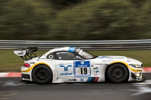 24 Hours Nürburgring-SP9:2012 BMW Z4 GT3 #19 (BMW Sports Trophy Team Schubert) pic.twitter.com/uk6jAMVfwl