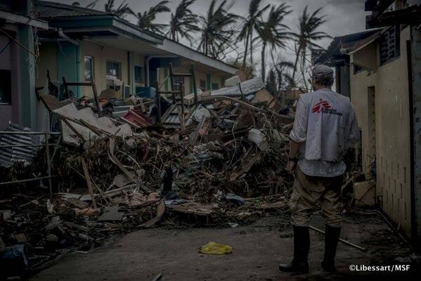 Thumbnail for There are more emergencies than headlines. Philippines and beyond - MSF Weekly Scrapbook #53