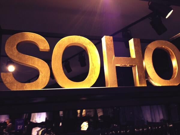 Hello SoHo! http://t.co/8eA1jiYLG7
