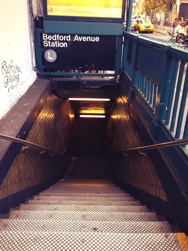 Back in Brooklyn http://t.co/ajnDHDNRFy