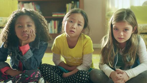 Is this the most empowering ad ever targeted at little girls? http://t.co/RpCjY1xxuk http://t.co/k0MPKdTCWf
