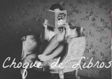 choque de libros