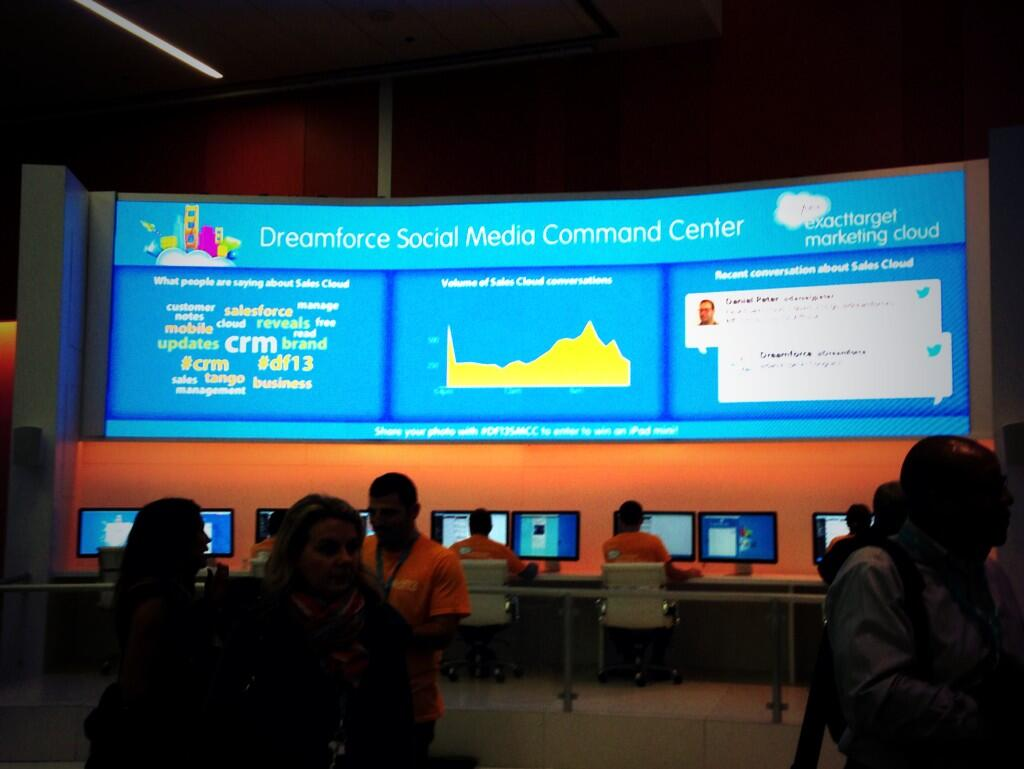 Twitter / allygreer: Another Dreamforce, another ...