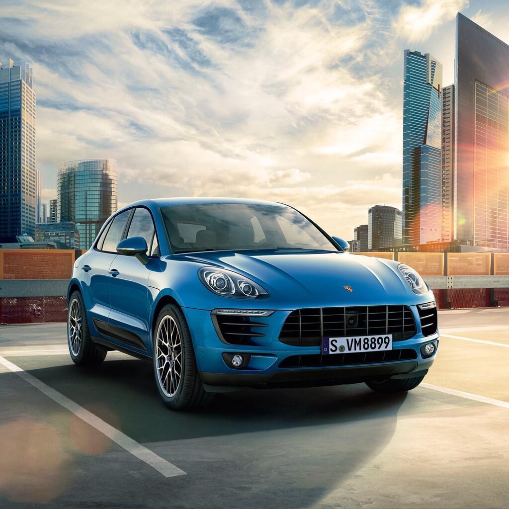"Porsche Suv: Porsche On Twitter: ""Porsche Reveals Its New Compact SUV"