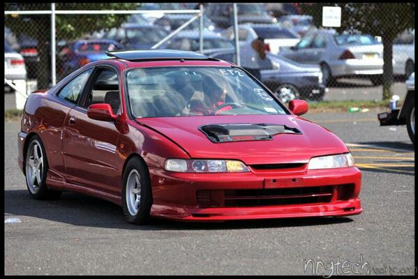 Chris On Twitter Look At This Integra He Got A JSwap Vtech - Acura tl type s turbo