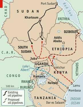 Us Intends To Establish Military Bases In Somali Borders