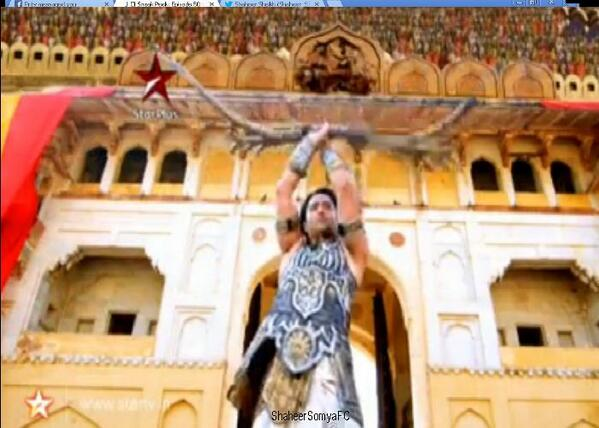 Arjun Grand Entry Sneak Peek: Episode 50 - Mahabharat