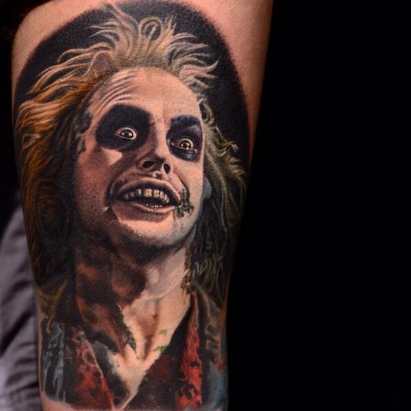 nikko hurtado on twitter did this beetlejuice a couple of days
