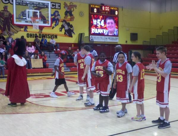 Proud to be part of the 2nd Annual CHOICES Basketball Game!<br>http://pic.twitter.com/VppTrJPPEg