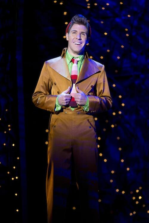 Thumbnail for Twitter chat with WICKED's Jesse JP Johnson (Boq)