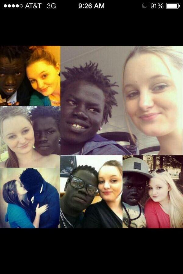 Love is wicked RT @therealrow: I swear say niqqa Gbala the woman. Allah walahi http://t.co/QAgkz0Lw3f