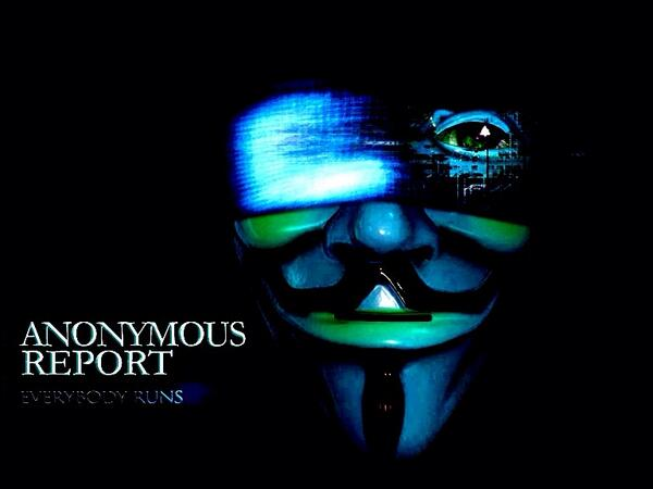#Anonymous on Twitter