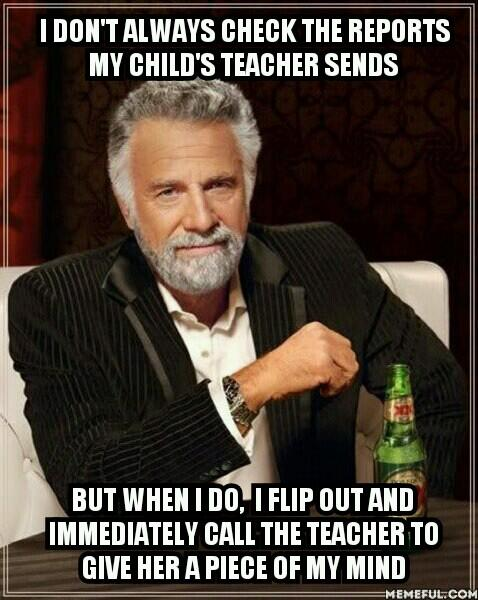 Twitter / JosePopoff: Teacher problems, huh... #edchat ...