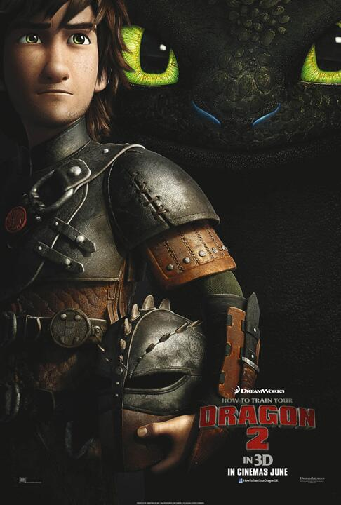 imdb how to train your dragon 2