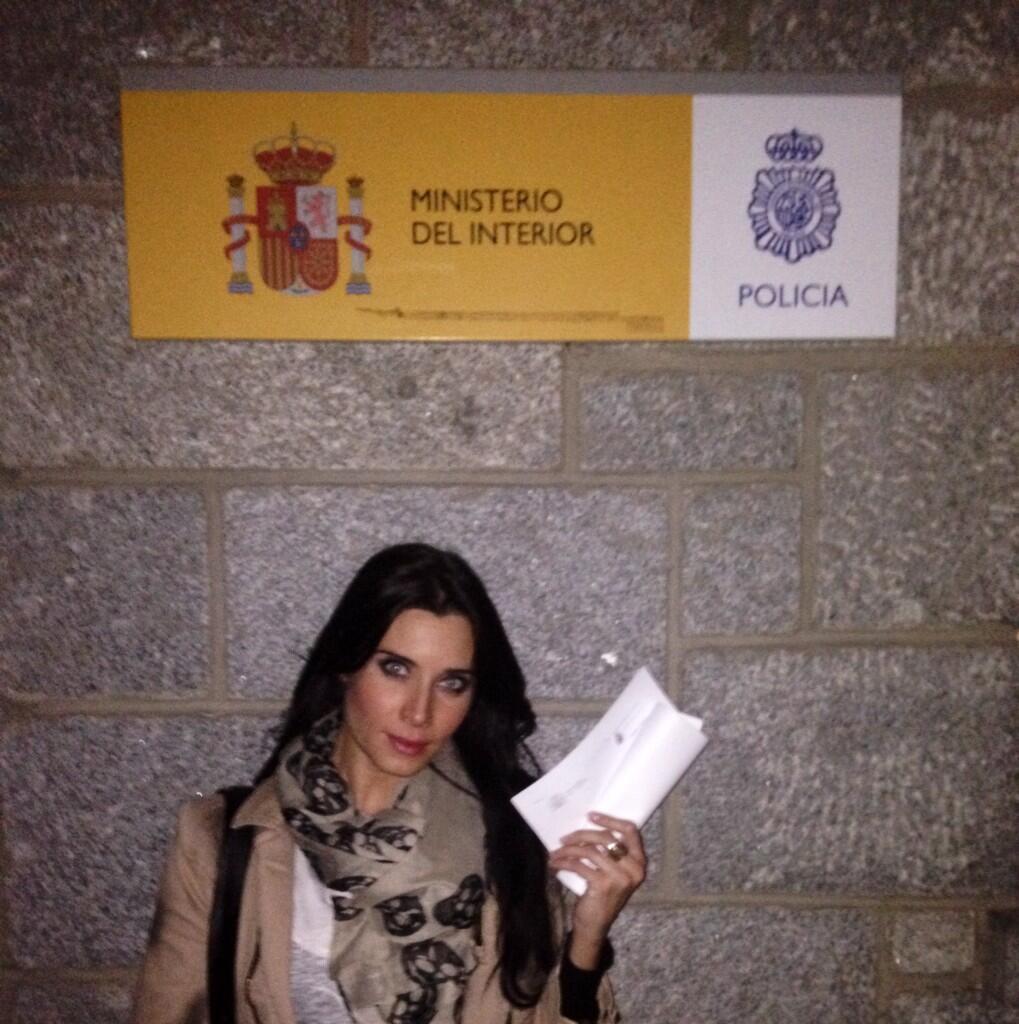 Pilar Rubio desvela sus cinco discos preferidos - Página 9 BZobf7AIcAAwS42