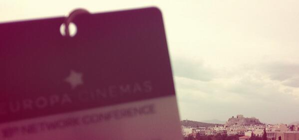 Thumbnail for 18th Europa Cinemas Network Conference