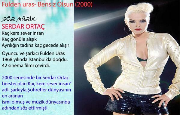 Serdar Ortac on Twitter: