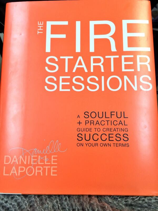 Just won The Fire Starter Sessions by @DanielleLaPorte at #PBUYVR http://t.co/1IZygiRsSm