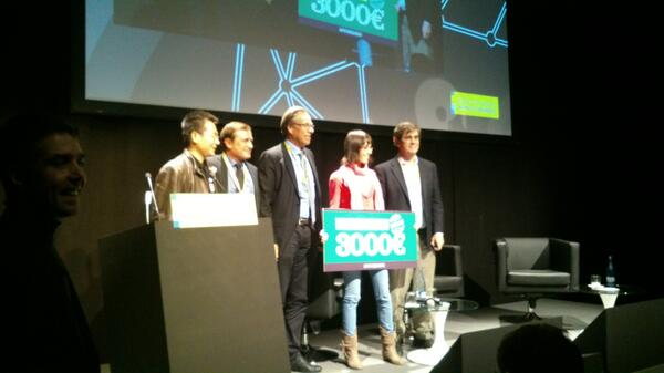 Congrats to @Moovitapp, the winner of #ODTourism http://t.co/rLlPUIlPso #opencities #SmartCityExpo #opendata http://t.co/WWU1DnDpnZ