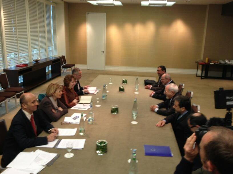 Onderhandelingen P5+1 en Iran in Genève - 21 tot 24-11-2013