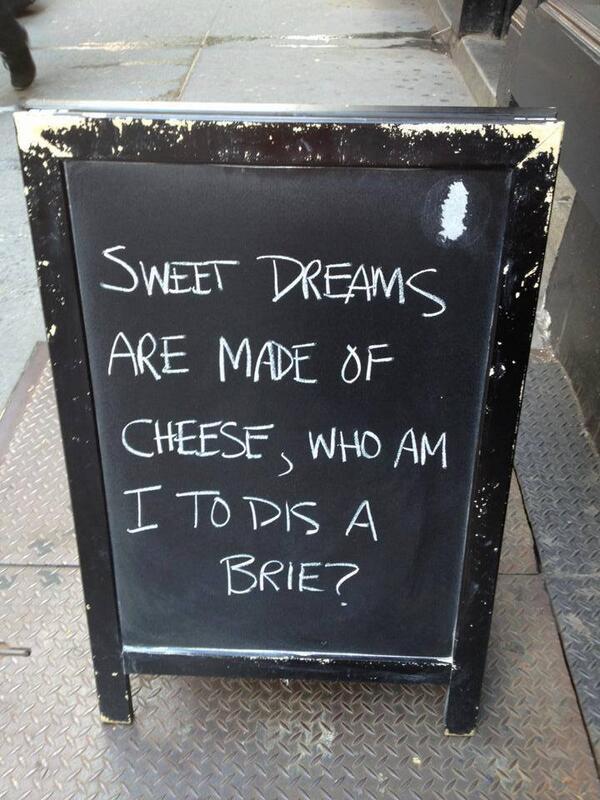 Great street chalkboard! http://t.co/MKIgitLnFe